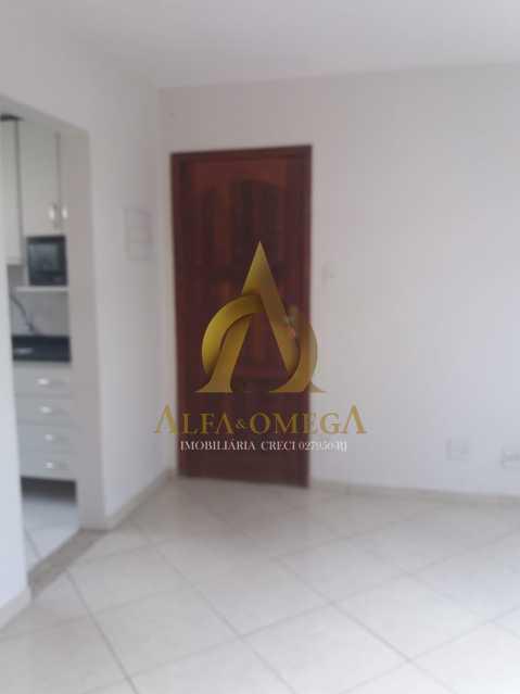 5 - Apartamento Estrada Adhemar Bebiano,Engenho da Rainha, Rio de Janeiro, RJ À Venda, 2 Quartos, 50m² - AOJ20121 - 1
