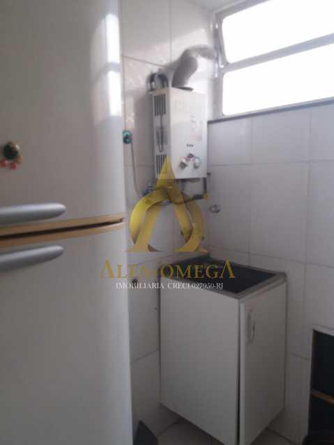8 - Apartamento Estrada Adhemar Bebiano,Engenho da Rainha, Rio de Janeiro, RJ À Venda, 2 Quartos, 50m² - AOJ20121 - 11