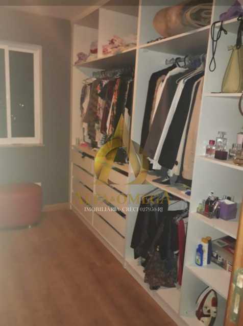 3 - Casa em Condomínio à venda Estrada do Cafundá,Taquara, Rio de Janeiro - R$ 450.000 - AOJ60046 - 13