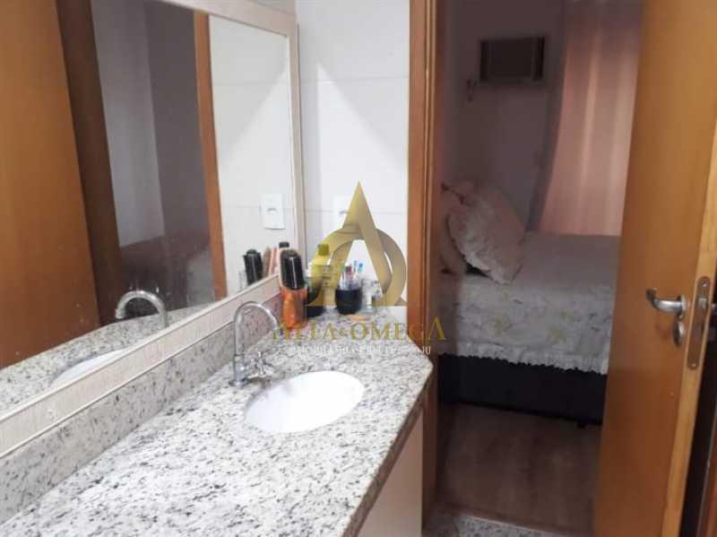 4 - Casa em Condomínio à venda Estrada do Cafundá,Taquara, Rio de Janeiro - R$ 450.000 - AOJ60046 - 12