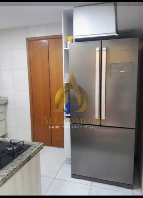 6 - Casa em Condomínio à venda Estrada do Cafundá,Taquara, Rio de Janeiro - R$ 450.000 - AOJ60046 - 22
