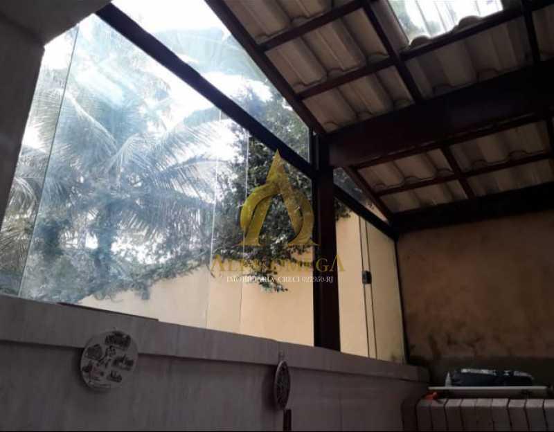 7 - Casa em Condomínio à venda Estrada do Cafundá,Taquara, Rio de Janeiro - R$ 450.000 - AOJ60046 - 23