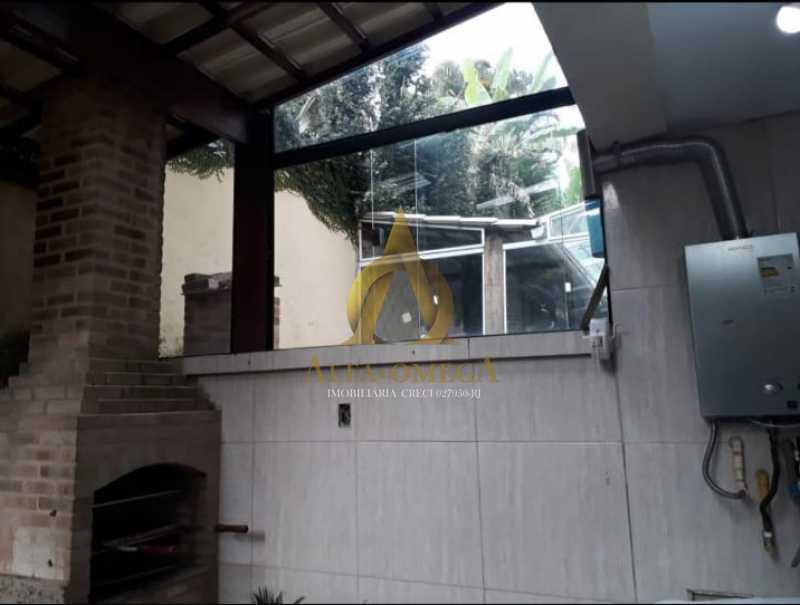 8 - Casa em Condomínio à venda Estrada do Cafundá,Taquara, Rio de Janeiro - R$ 450.000 - AOJ60046 - 24