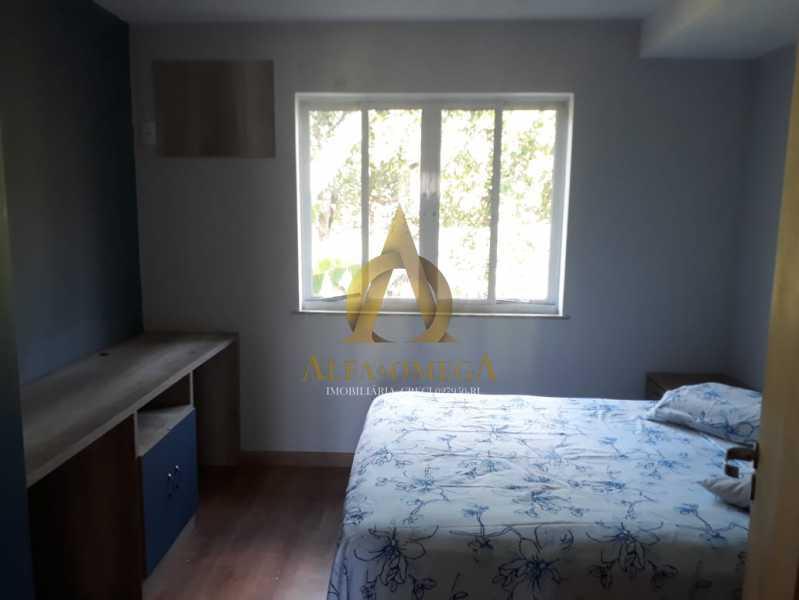 12 - Casa em Condomínio à venda Estrada do Cafundá,Taquara, Rio de Janeiro - R$ 450.000 - AOJ60046 - 5