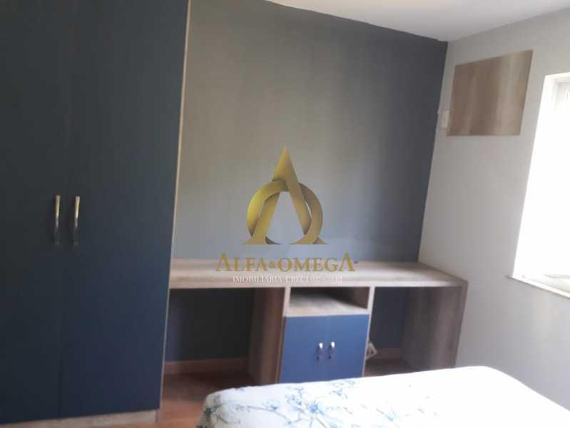 13 - Casa em Condomínio à venda Estrada do Cafundá,Taquara, Rio de Janeiro - R$ 450.000 - AOJ60046 - 18