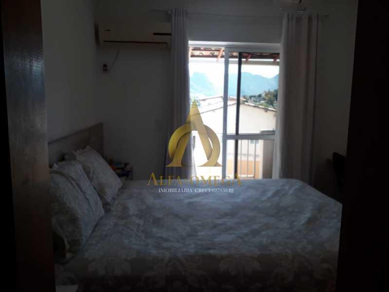 18 - Casa em Condomínio à venda Estrada do Cafundá,Taquara, Rio de Janeiro - R$ 450.000 - AOJ60046 - 11