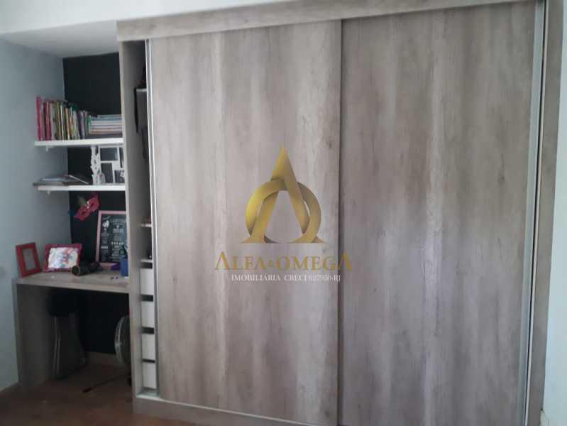 19 - Casa em Condomínio à venda Estrada do Cafundá,Taquara, Rio de Janeiro - R$ 450.000 - AOJ60046 - 15
