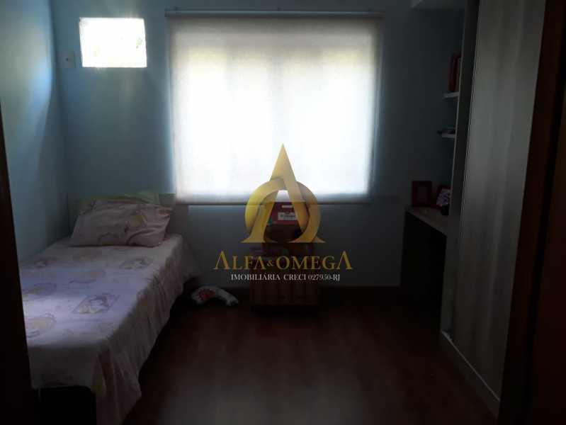 21 - Casa em Condomínio à venda Estrada do Cafundá,Taquara, Rio de Janeiro - R$ 450.000 - AOJ60046 - 17