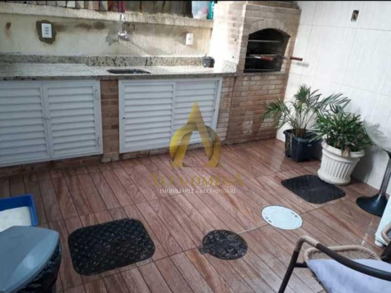 23 - Casa em Condomínio à venda Estrada do Cafundá,Taquara, Rio de Janeiro - R$ 450.000 - AOJ60046 - 25
