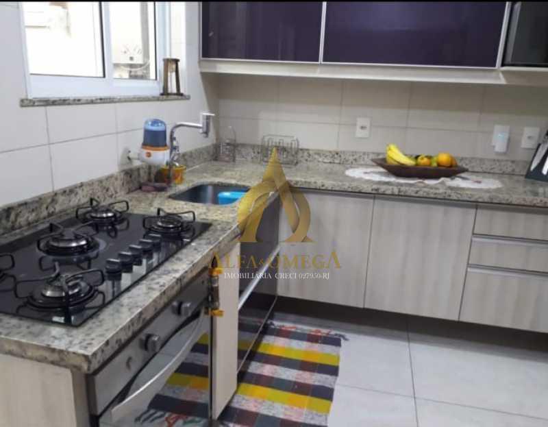 24 - Casa em Condomínio à venda Estrada do Cafundá,Taquara, Rio de Janeiro - R$ 450.000 - AOJ60046 - 21