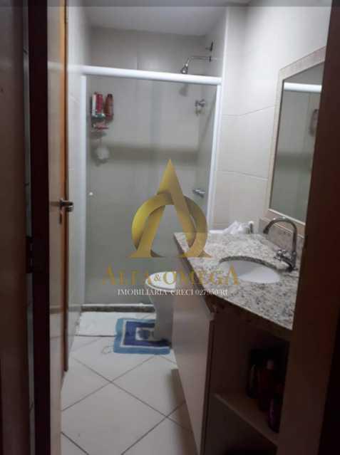 25 - Casa em Condomínio à venda Estrada do Cafundá,Taquara, Rio de Janeiro - R$ 450.000 - AOJ60046 - 20