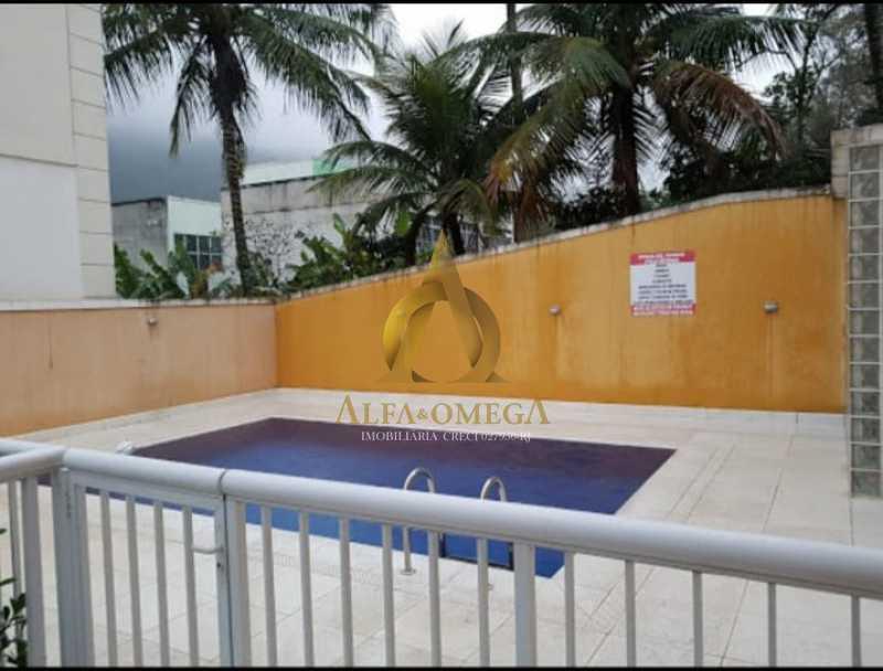 26 - Casa em Condomínio à venda Estrada do Cafundá,Taquara, Rio de Janeiro - R$ 450.000 - AOJ60046 - 26