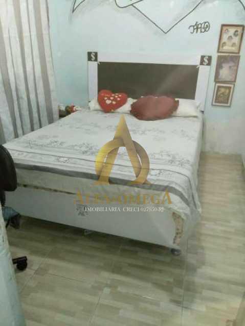 1 - Casa à venda Rua Itaicaba,Curicica, Rio de Janeiro - R$ 370.000 - AOJ60047 - 4