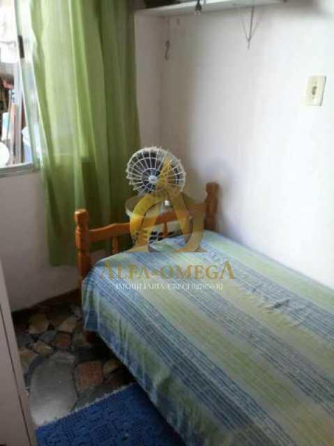 2 - Casa à venda Rua Itaicaba,Curicica, Rio de Janeiro - R$ 370.000 - AOJ60047 - 6