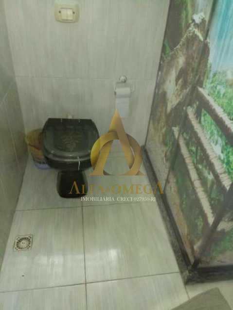 5 - Casa à venda Rua Itaicaba,Curicica, Rio de Janeiro - R$ 370.000 - AOJ60047 - 10