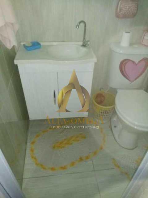 6 - Casa à venda Rua Itaicaba,Curicica, Rio de Janeiro - R$ 370.000 - AOJ60047 - 8