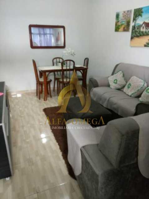 14 - Casa à venda Rua Itaicaba,Curicica, Rio de Janeiro - R$ 370.000 - AOJ60047 - 3