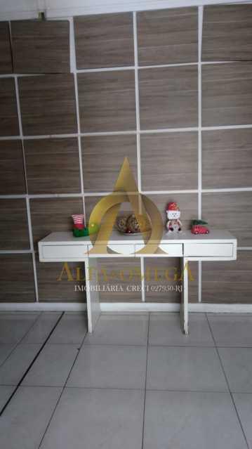 4 - Apartamento à venda Rua Imuta,Pechincha, Rio de Janeiro - R$ 199.000 - AOJ30025 - 22