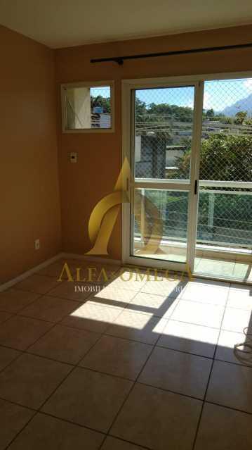 6 - Apartamento à venda Rua Imuta,Pechincha, Rio de Janeiro - R$ 199.000 - AOJ30025 - 5
