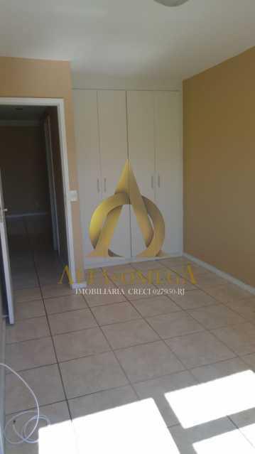 11 - Apartamento à venda Rua Imuta,Pechincha, Rio de Janeiro - R$ 199.000 - AOJ30025 - 13
