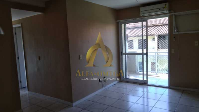 12 - Apartamento à venda Rua Imuta,Pechincha, Rio de Janeiro - R$ 199.000 - AOJ30025 - 1