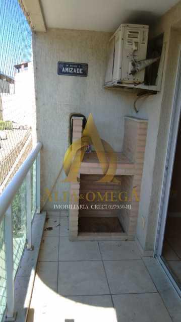 14 - Apartamento à venda Rua Imuta,Pechincha, Rio de Janeiro - R$ 199.000 - AOJ30025 - 8