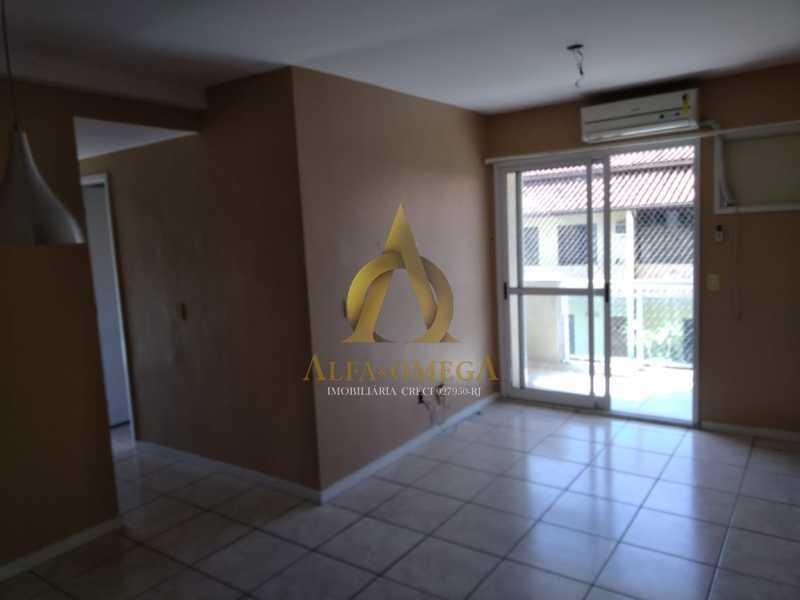 16 - Apartamento à venda Rua Imuta,Pechincha, Rio de Janeiro - R$ 199.000 - AOJ30025 - 3