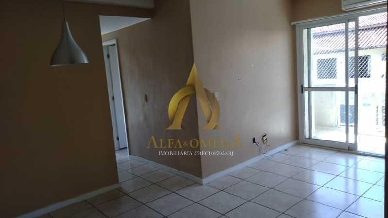 18 - Apartamento à venda Rua Imuta,Pechincha, Rio de Janeiro - R$ 199.000 - AOJ30025 - 10