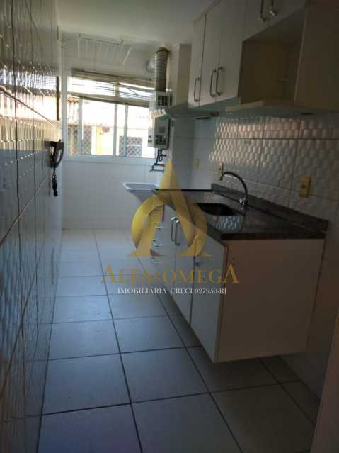19 - Apartamento à venda Rua Imuta,Pechincha, Rio de Janeiro - R$ 199.000 - AOJ30025 - 19