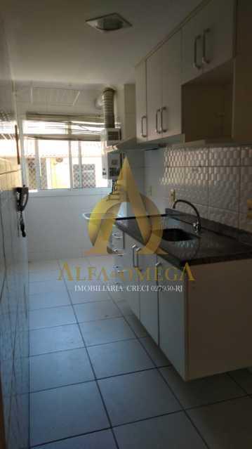 21 - Apartamento à venda Rua Imuta,Pechincha, Rio de Janeiro - R$ 199.000 - AOJ30025 - 20