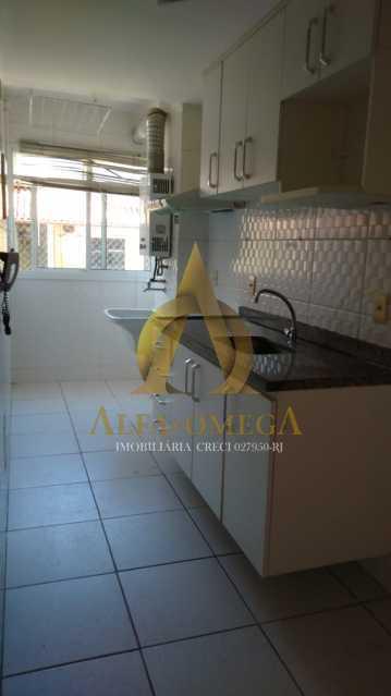 26 - Apartamento à venda Rua Imuta,Pechincha, Rio de Janeiro - R$ 199.000 - AOJ30025 - 21