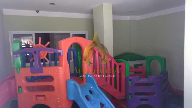 27 - Apartamento à venda Rua Imuta,Pechincha, Rio de Janeiro - R$ 199.000 - AOJ30025 - 29