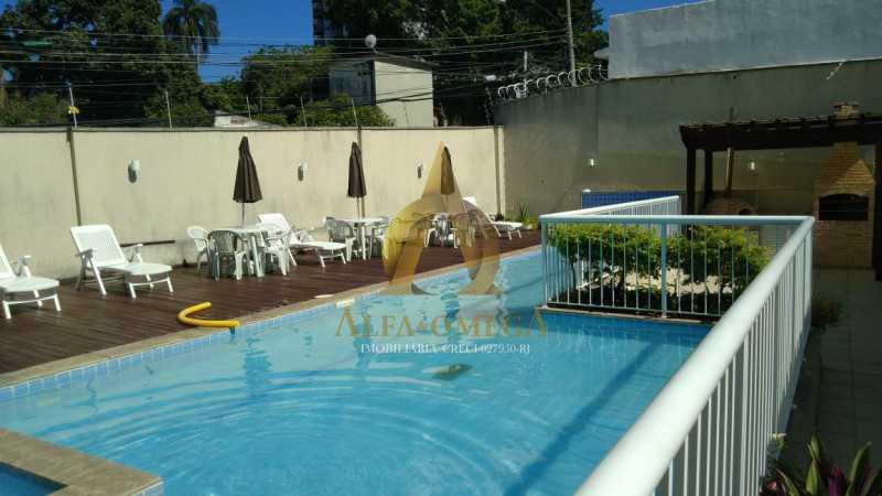 28 - Apartamento à venda Rua Imuta,Pechincha, Rio de Janeiro - R$ 199.000 - AOJ30025 - 24