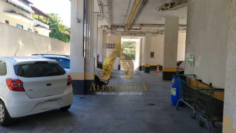 29 - Apartamento à venda Rua Imuta,Pechincha, Rio de Janeiro - R$ 199.000 - AOJ30025 - 27