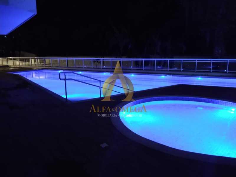 51 - Apartamento à venda Rua Araguaia,Freguesia (Jacarepaguá), Rio de Janeiro - R$ 698.600 - AOJ30026 - 20