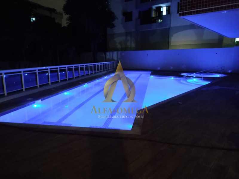 52 - Apartamento à venda Rua Araguaia,Freguesia (Jacarepaguá), Rio de Janeiro - R$ 698.600 - AOJ30026 - 21
