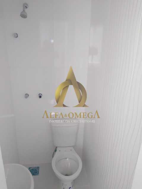 1 - Apartamento à venda Rua Araguaia,Freguesia (Jacarepaguá), Rio de Janeiro - R$ 860.400 - AOJ40006 - 13