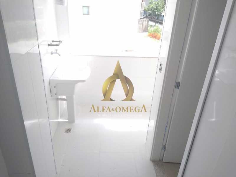 3 - Apartamento à venda Rua Araguaia,Freguesia (Jacarepaguá), Rio de Janeiro - R$ 860.400 - AOJ40006 - 14