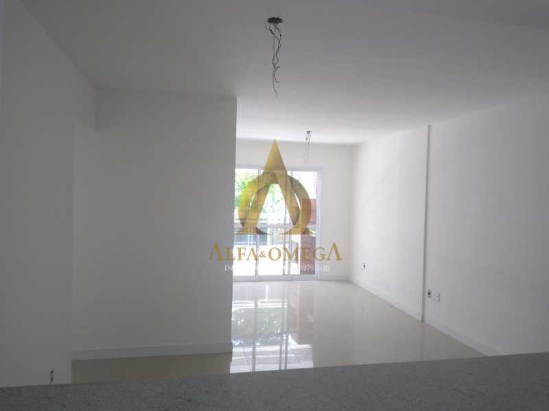 4 - Apartamento à venda Rua Araguaia,Freguesia (Jacarepaguá), Rio de Janeiro - R$ 860.400 - AOJ40006 - 1