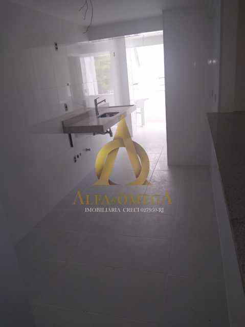 6 - Apartamento à venda Rua Araguaia,Freguesia (Jacarepaguá), Rio de Janeiro - R$ 860.400 - AOJ40006 - 15
