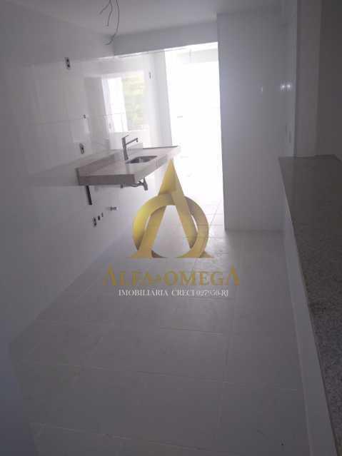 7 - Apartamento à venda Rua Araguaia,Freguesia (Jacarepaguá), Rio de Janeiro - R$ 860.400 - AOJ40006 - 16
