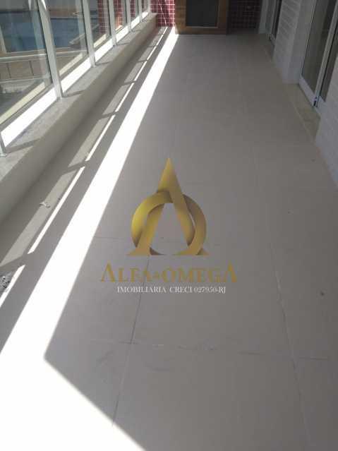 8 - Apartamento à venda Rua Araguaia,Freguesia (Jacarepaguá), Rio de Janeiro - R$ 860.400 - AOJ40006 - 4