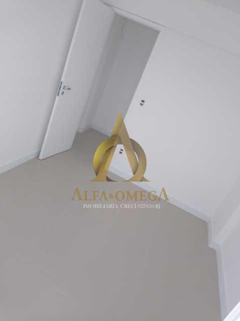 9 - Apartamento à venda Rua Araguaia,Freguesia (Jacarepaguá), Rio de Janeiro - R$ 860.400 - AOJ40006 - 10