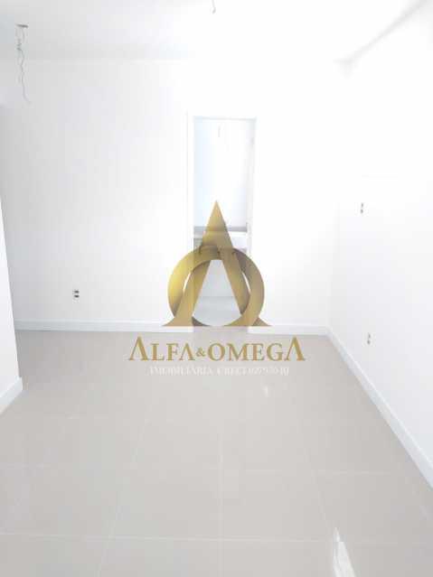 10 - Apartamento à venda Rua Araguaia,Freguesia (Jacarepaguá), Rio de Janeiro - R$ 860.400 - AOJ40006 - 12