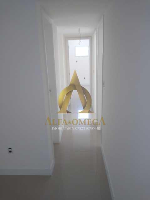 13 - Apartamento à venda Rua Araguaia,Freguesia (Jacarepaguá), Rio de Janeiro - R$ 860.400 - AOJ40006 - 11