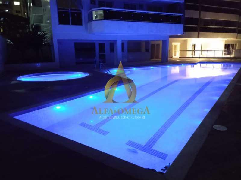 49 - Apartamento à venda Rua Araguaia,Freguesia (Jacarepaguá), Rio de Janeiro - R$ 860.400 - AOJ40006 - 18