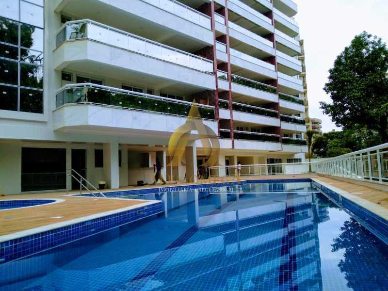 50 - Apartamento à venda Rua Araguaia,Freguesia (Jacarepaguá), Rio de Janeiro - R$ 860.400 - AOJ40006 - 19