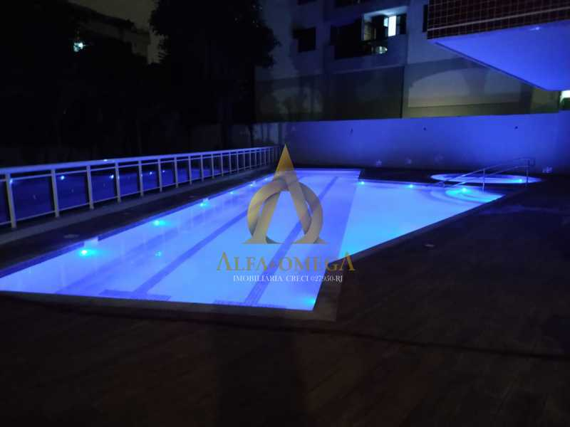 52 - Apartamento à venda Rua Araguaia,Freguesia (Jacarepaguá), Rio de Janeiro - R$ 860.400 - AOJ40006 - 21