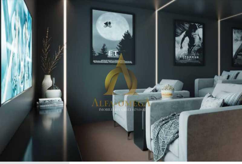 56 - Apartamento à venda Rua Araguaia,Freguesia (Jacarepaguá), Rio de Janeiro - R$ 860.400 - AOJ40006 - 25