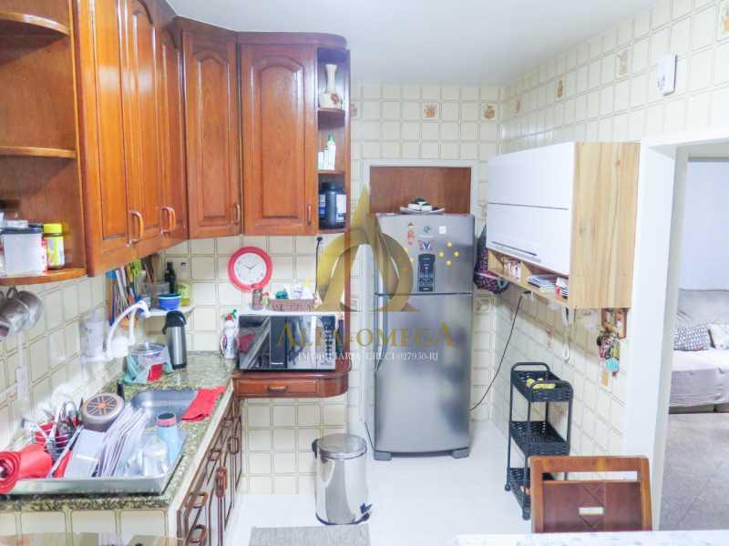 5 - Apartamento à venda Rua Ituverava,Anil, Rio de Janeiro - R$ 390.000 - AOJ40007 - 25